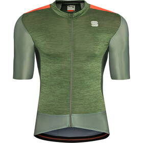 Sportful Supergiara Jersey Herr dry green
